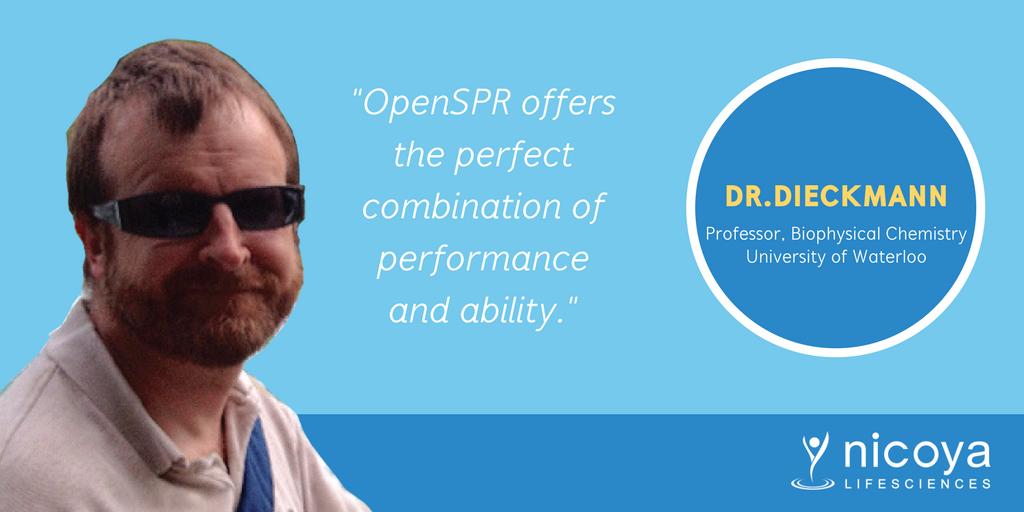 SPR Expert Interview: Dr. Thorsten Dieckmann
