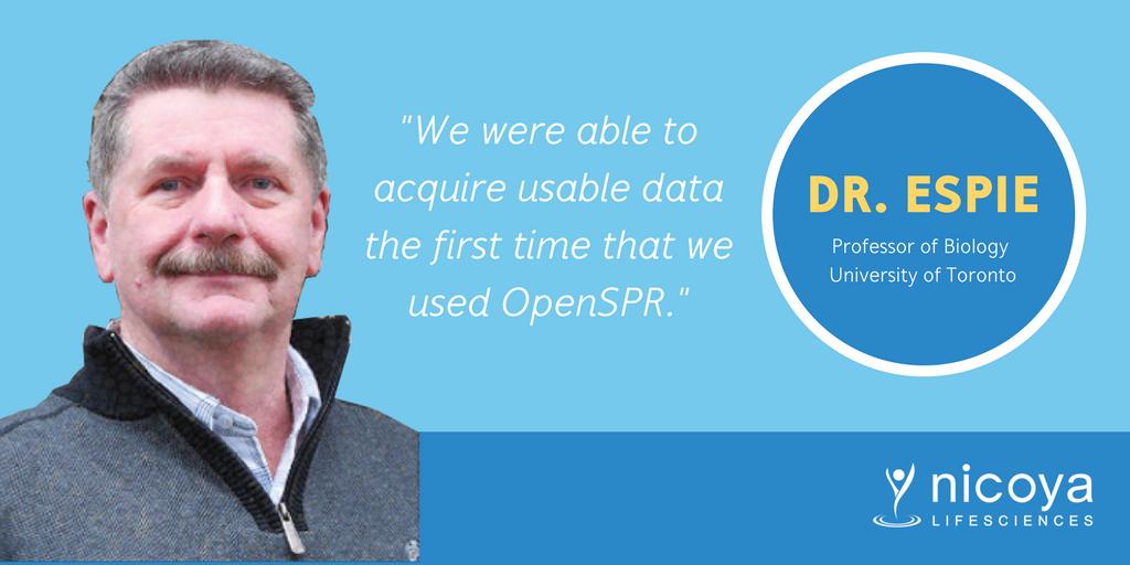 SPR Expert Interview: Dr. George Espie
