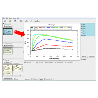 Tracedrawer Kinetic Analysis Software