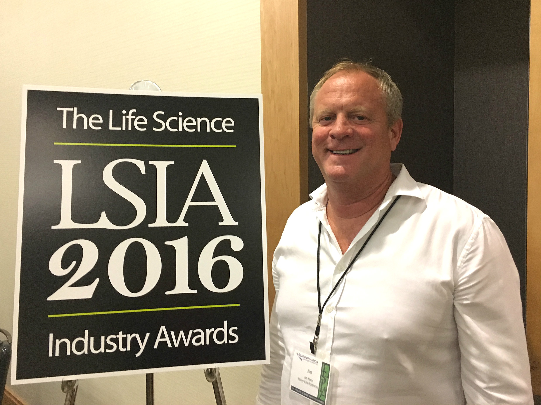 Life Science Industry Awards 2016