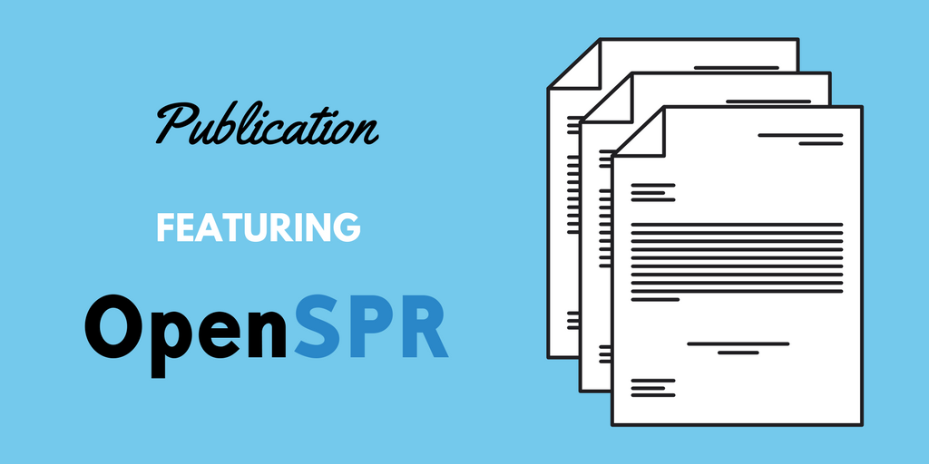 How OpenSPR helped Dr. Espie Publish his Ground Breaking Research