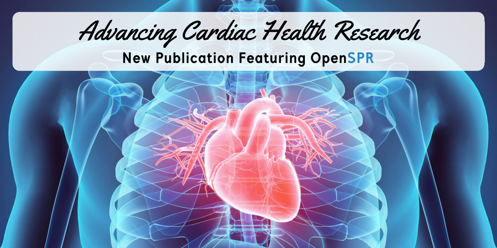 New Publication – OpenSPR Phospholipid Binding Data Advances Cardiac Health Research