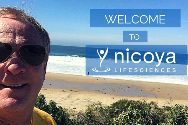 Nicoya Hires Senior Sales and Marketing Executive Jim Harp to Drive Global Expansion